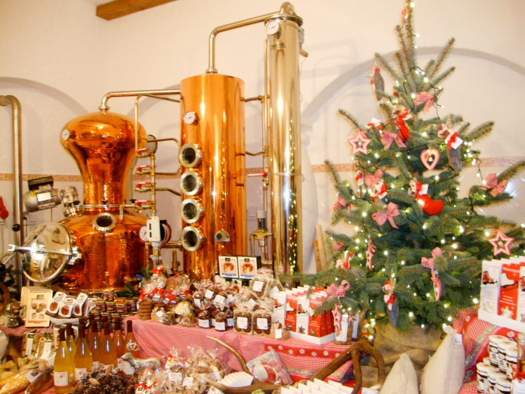 Weihnachtsausstellung 2012